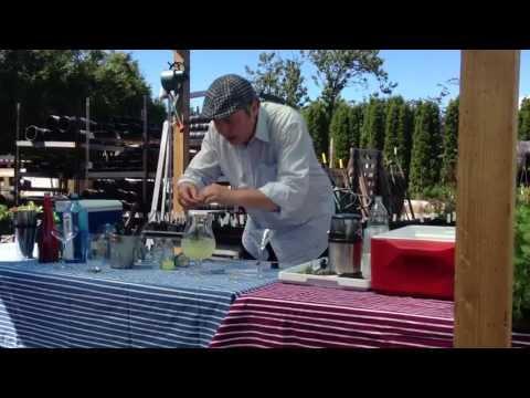 Cocktail Gardening: Making the