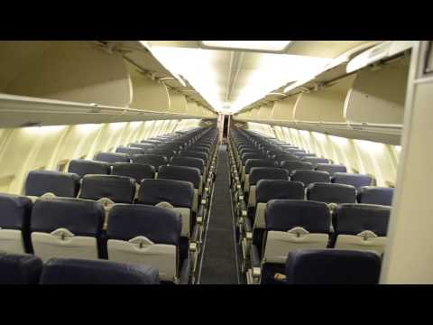 What's its like to go in an airplane.