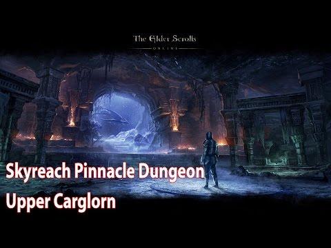 ESO Skyreach Pinnacle Dungeon (Upper Carglorn Update 4)
