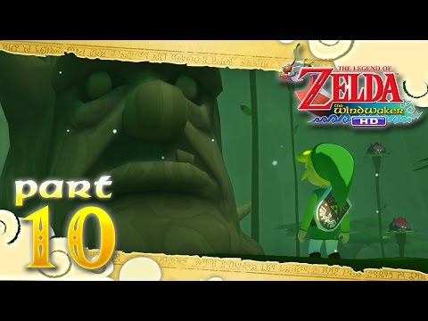The Legend of Zelda: The Wind Waker HD - Part 10 - Forest Haven