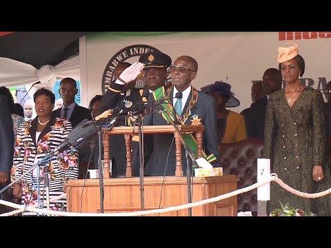 Zimbabwe President Mugabe Resigns: Parliament Speaker
