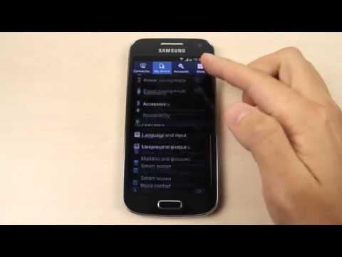 How to change the language on Samsung Galaxy S4