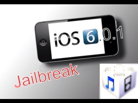 Jailbreak iOS 6.0.1. (Solo iPod 4g, iphone 4 y iphone 3gs)