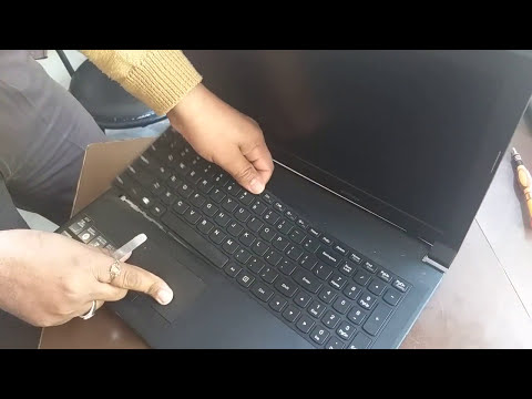 HOW TO REPLACE KEYBOARD ON LENOVO B50--70(Sai Computer)