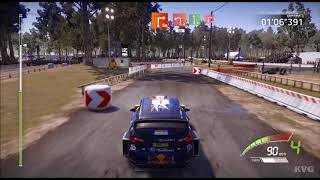 WRC 7 - Kennards Hire Rally Australia - Gameplay (PC HD) [1080p60FPS]