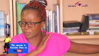 The job hunting neighbour. Kansiime Anne. African comedy.