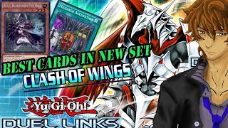Pack opening #2 clash of Wings - YU-GI-OH DUEL LINKS!!!