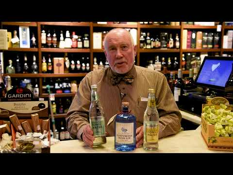 Antonio's Market Gunpowder Irish Gin