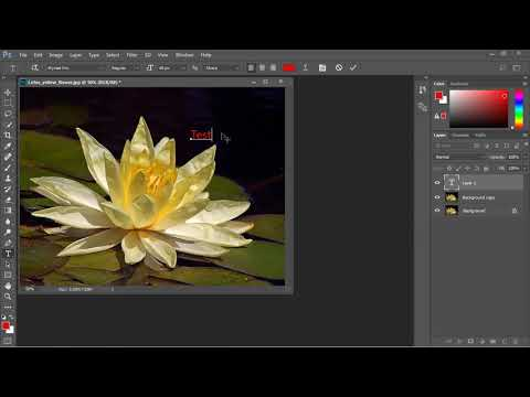 Photoshop Tutorial for Beginners - 05 - Layers
