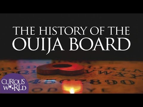 The History of the Ouija Board