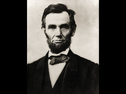 Ghost of  Lincoln Speaks | GETTYSBURG