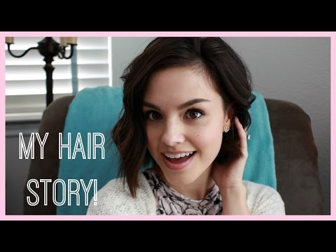 My Hair Story: My Cut, Postpartum Hair Loss Experience & More! | RACHEL WEILAND