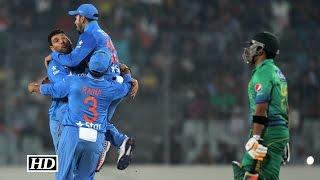 India vs Pakistan | Asia Cup 2016 | Full Match Report
