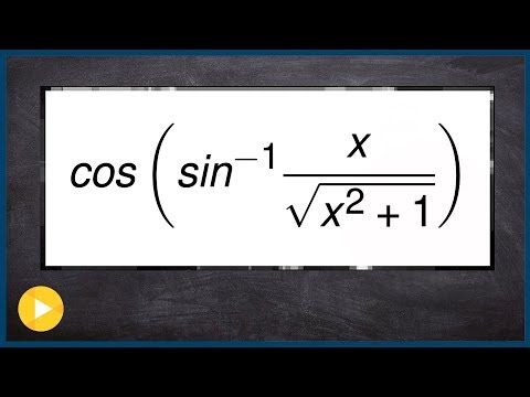 Learn the steps to evaluating the composition of inverse trig functions