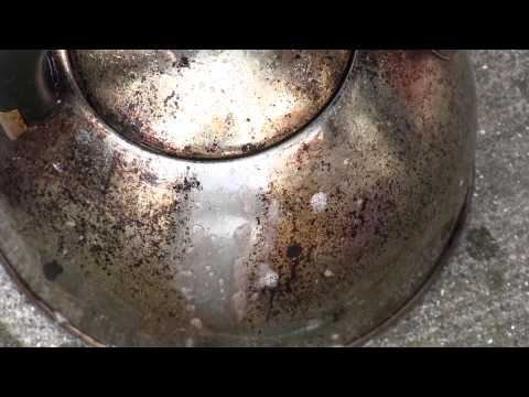 Genie Wonder Cleaner Removes Grease from Stainless Steel