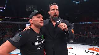 Bellator 197: Michael Chandler - Post-fight interview with Big John McCarthy