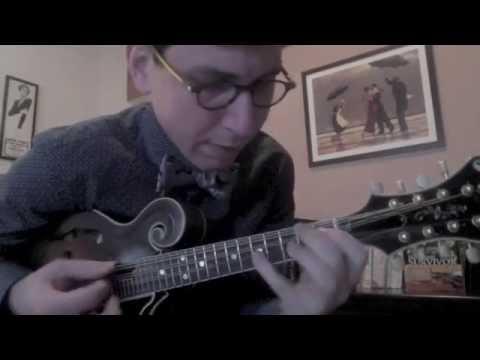 Jazz Mandolin Chord Melody: Aaron Weinstein plays...