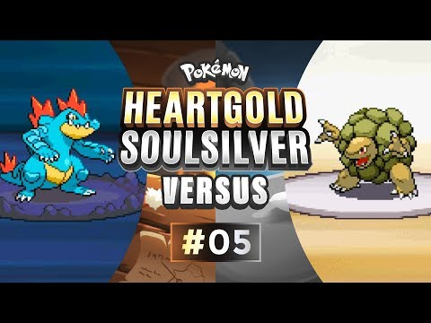 Pokemon HeartGold and SoulSilver Versus - EP05 | ASK AND YOU SHALL RECEIVE!