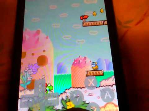 Android - Ds emulator Faster and sound