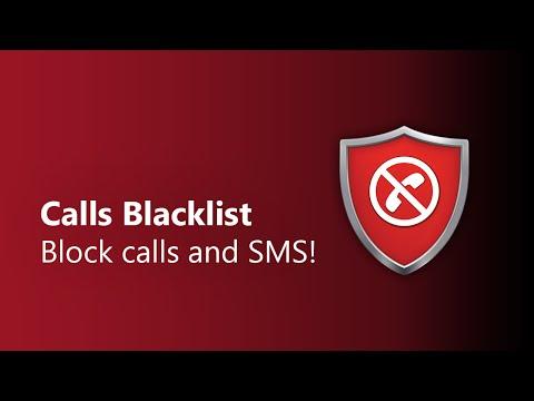 Calls Blacklist - Call Blocker for Android