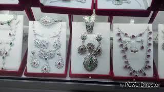 جولة صغيرة بمحل مجوهرات النقرة بتزنيت مجوهرات رائعة.