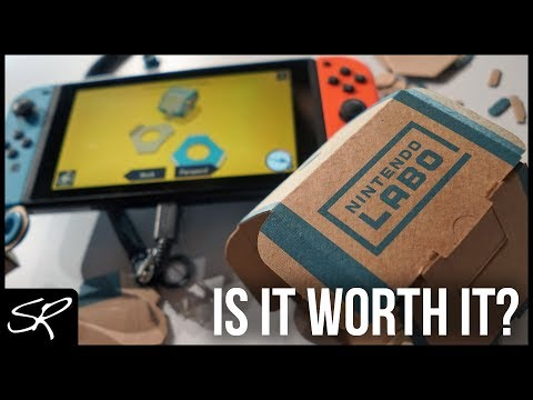 Nintendo Labo Review: Is It Worth It? | Get Playing with Cardboard!
