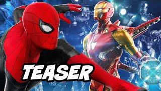 Download Spider-Man Far From Home Teaser - Avengers Endgame Easter Eggs Breakdown Video