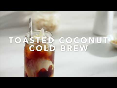Toasted Coconut Cold Brew | KitchenAid