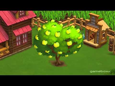 Golden Sweet Apple Tree - FarmVille 2's Hay is for Horses Theme