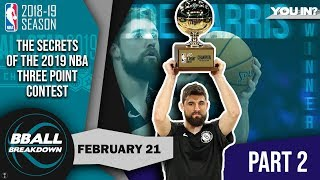Secrets Of The Best NBA 3 Point Shooters Part 2