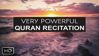 Very Powerful Quran Recitation | Full HD | English Subtitles