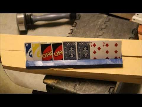 Playing Card Holders - Craft Dad