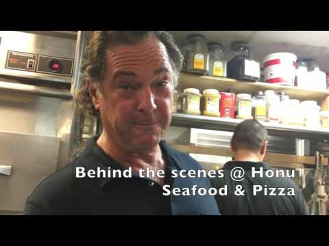 Behind The Scenes at Honu Seafood & Pizza