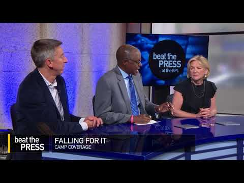 Beat the Press: Falling For It