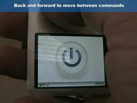 Use your Ipod as Universal Remote control