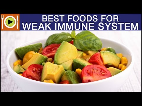 Best Foods for Weak Immune System | Healthy Recipes
