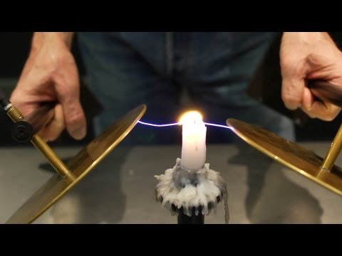 What's In A Candle Flame?