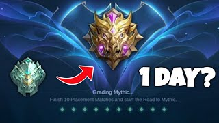 How to Mythic easily on SEASON 18 - MLBB