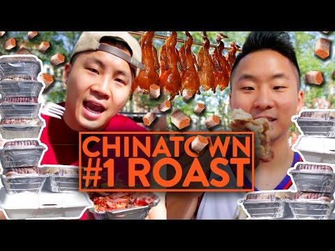 BEST CHINATOWN BBQ PORK! (Wah Fung NYC) - Fung Bros Food
