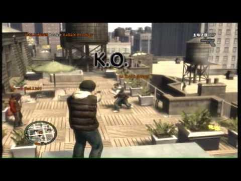 GTA 4 - Fight Club