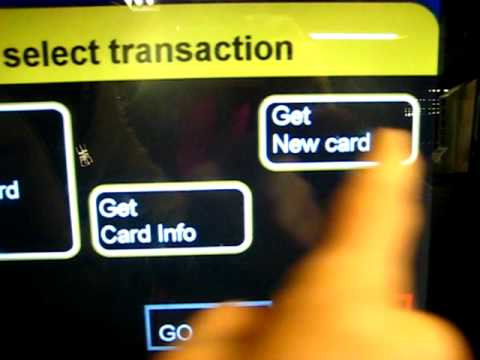 NYC:  How to buy a Metrocard