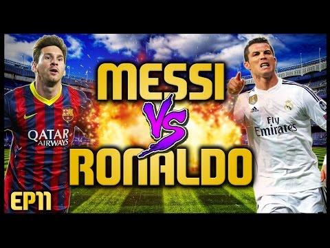 MESSI VS RONALDO #11 - FIFA 15 ULTIMATE TEAM