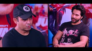 Varun Dhawan Shares Special Salman Khan Sneak Peak And Answers All The Twitter Fan Questions