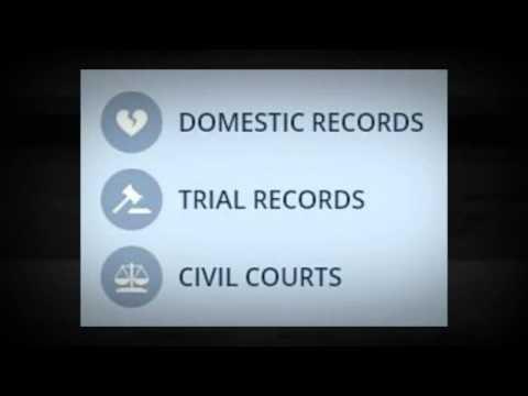 Court Case Finder - Background Checks