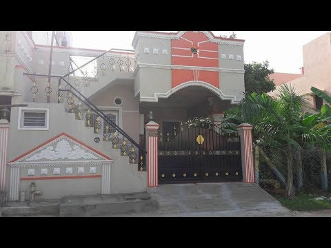 Independent House for Sale in Chennai - Porur