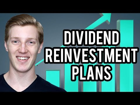 How To Set Up a  Dividend Reinvestment Plan