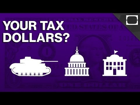 Where Do Your Tax Dollars Go?