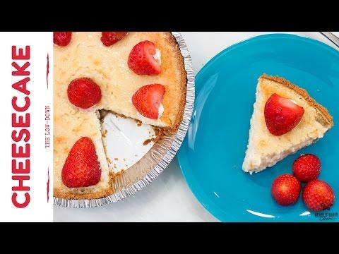 Baked NY Style Cheesecake | Vegan Recipe #126