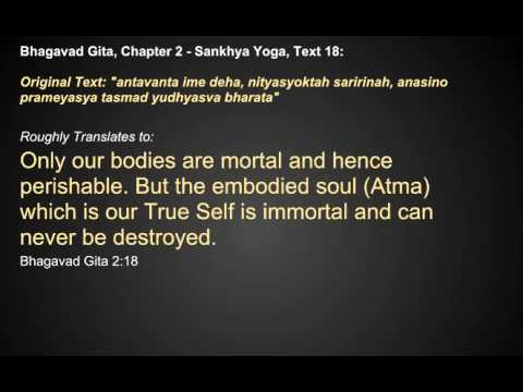 5 Bhagavat Gita Quotes on Finding True Self