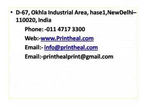 Printing of books magazine printing